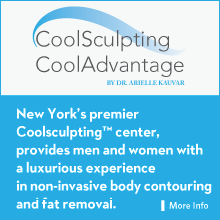 CoolBodySalon by Dr. Kauvar: Coolsculpting, the non-invasive fat bulge reducing procedure