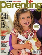 December/January 2011 Parenting Magazine