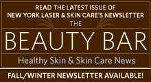 Read our latest newsletter The Beauty Bar